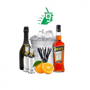 Kit Spritz x 15 cocktail