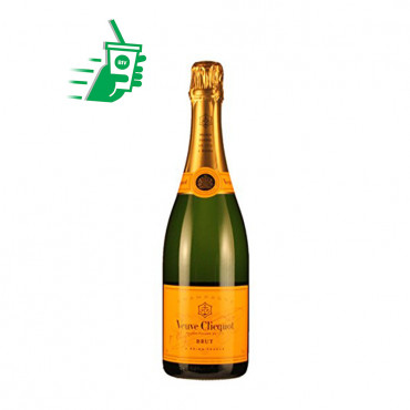 Champagne Clicquot Brut