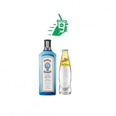 Gin Bombay Tonic